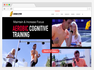 Genius Gyms Launched New Website