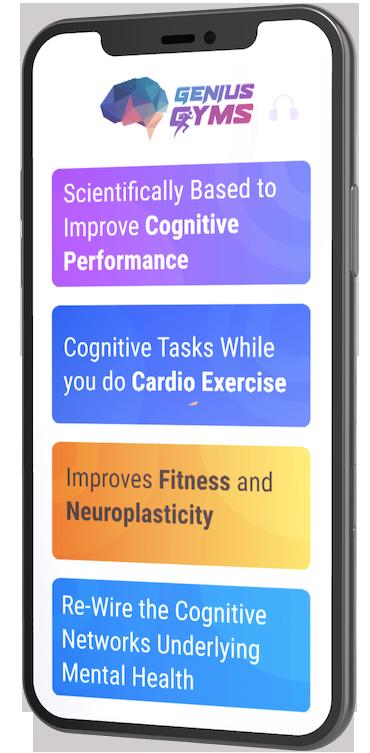 Genius Gyms Neuroscience App